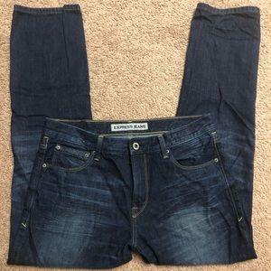 Express men jeans straight leg 32x32